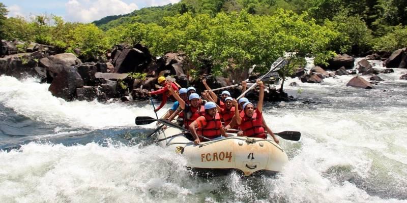 group-of-people-rafting-in-kali-river
