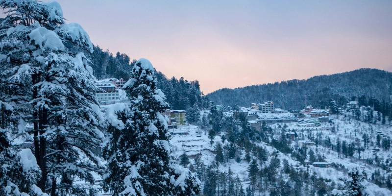 Shimla Travel Guide - Destinations, Weather & How to Reach