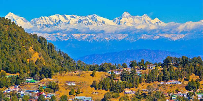 9 Top Tourist Destinations in Uttarakhand
