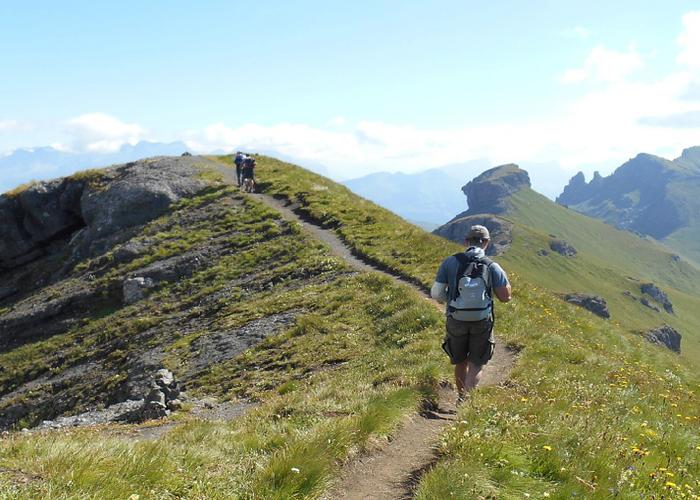 phulara ridge trek trail