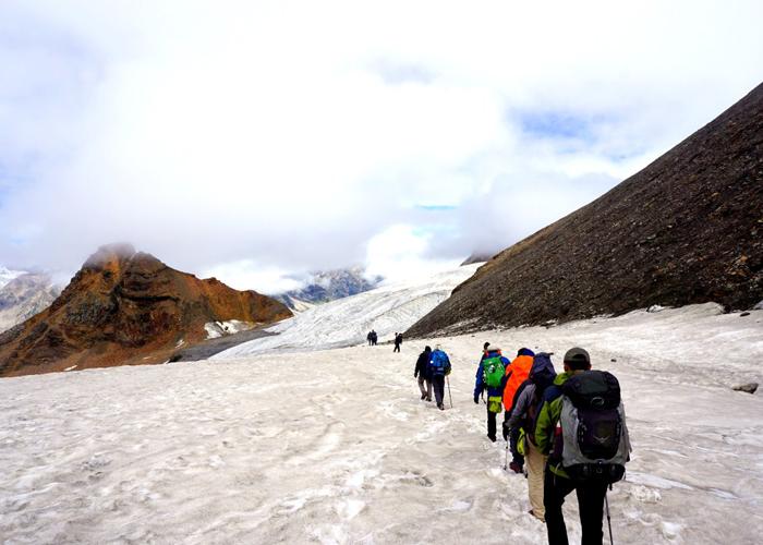 Pin Parvati Pass Trek 7