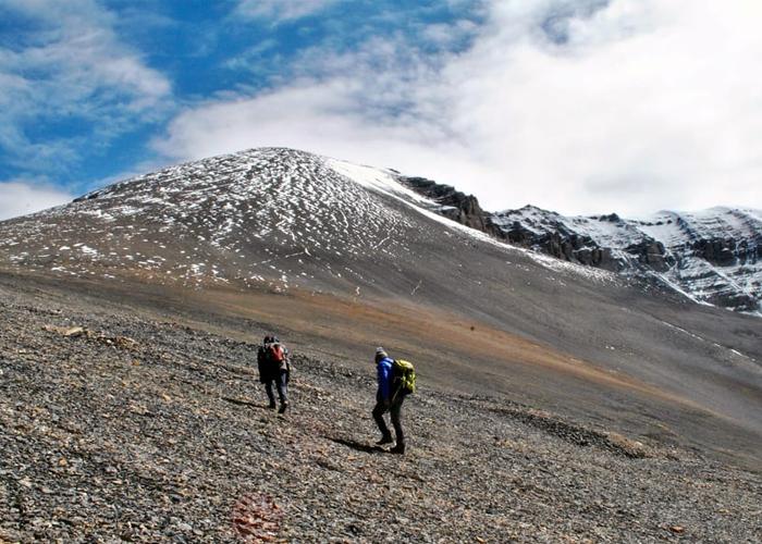 Kanamo Peak Trek 2