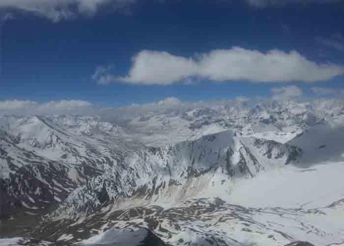 Yunam Peak Expedition 10
