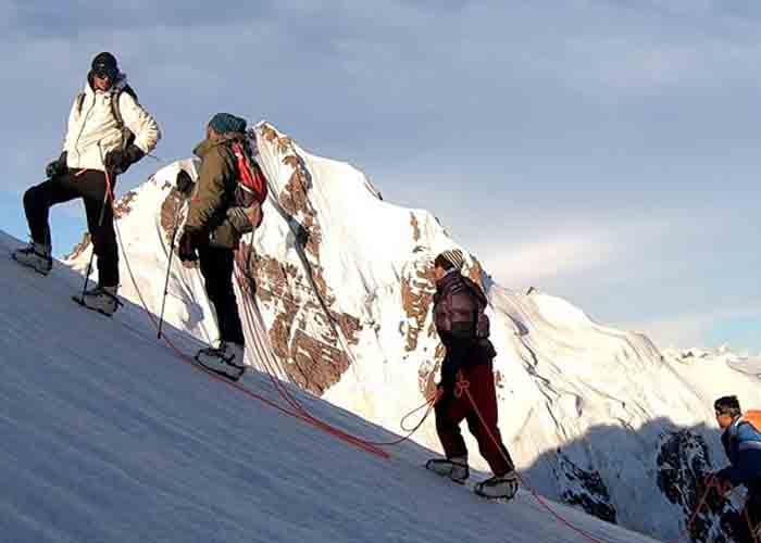 Yunam Peak Expedition 2