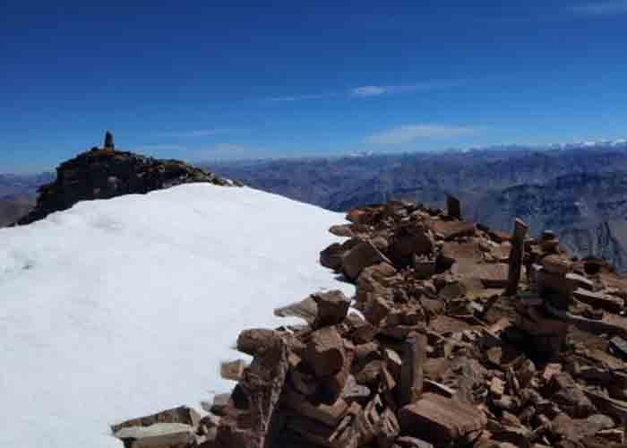 Yunam Peak Expedition 3
