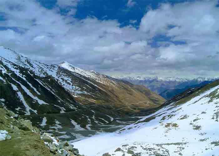 Yunam Peak Expedition 4