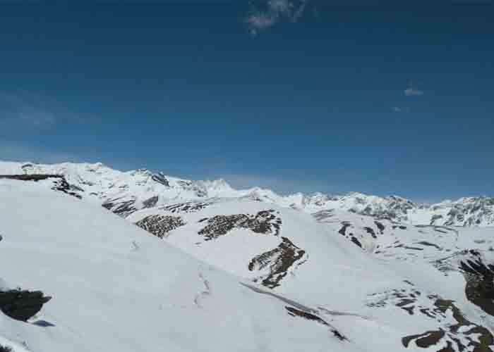 Yunam Peak Expedition 5
