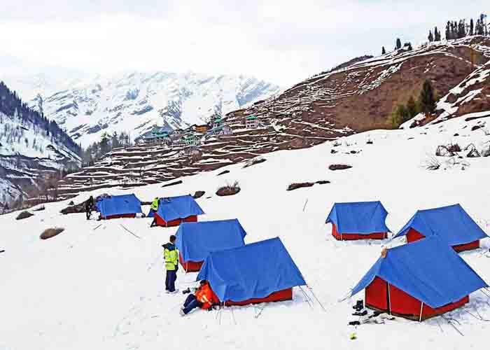 Yunam Peak Expedition 6