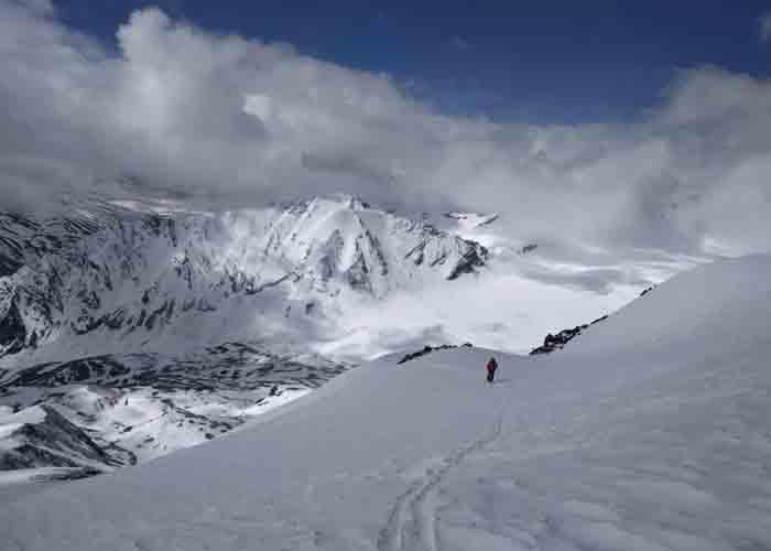 Yunam Peak Expedition 7