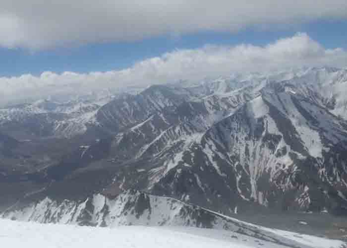 Yunam Peak Expedition 8