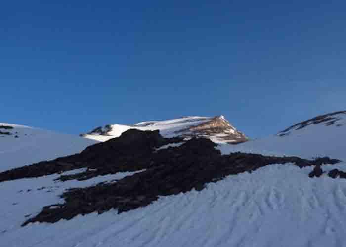 Yunam Peak Expedition 9