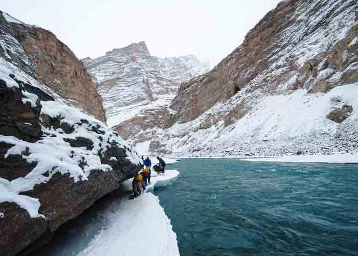 Chandra Trek Frozen River 10