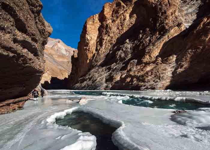 Chandra Trek Frozen River 11