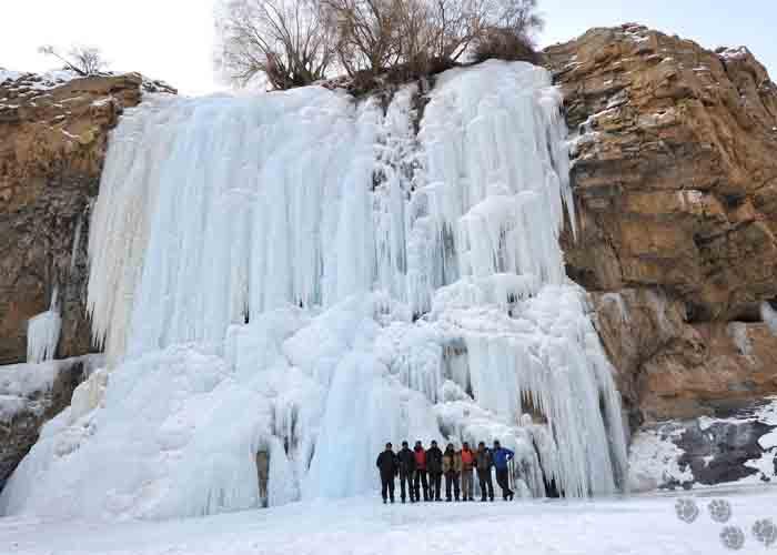 Chandra Trek Frozen River 2