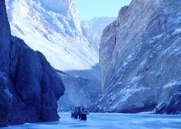 Chandra Trek Frozen River 4