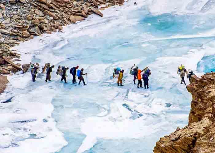 Chandra Trek Frozen River 5