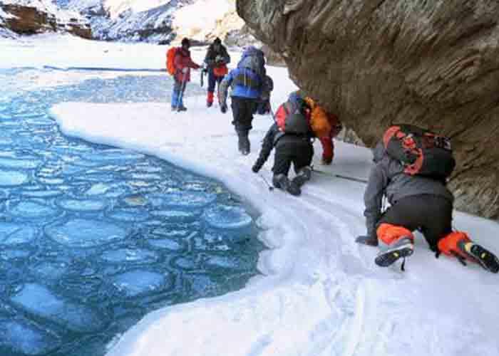 Chandra Trek Frozen River 6