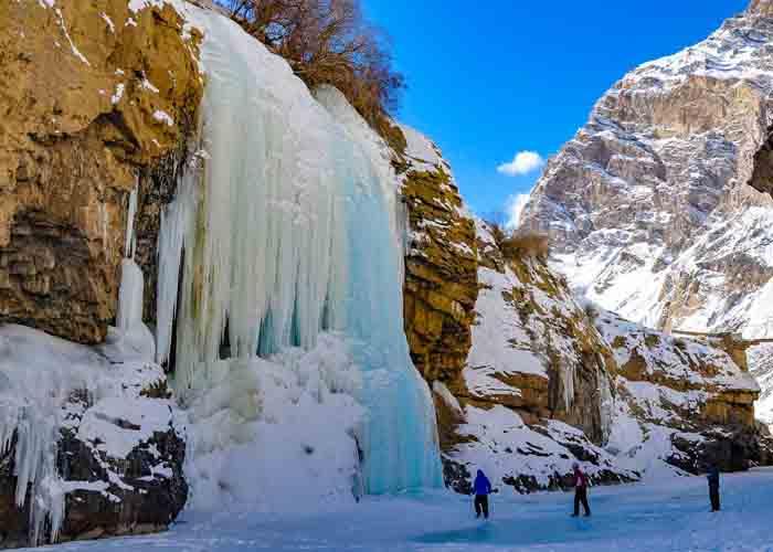 Chandra Trek Frozen River 7