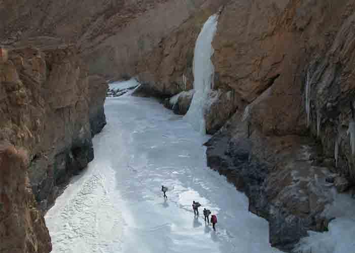 Chandra Trek Frozen River 8