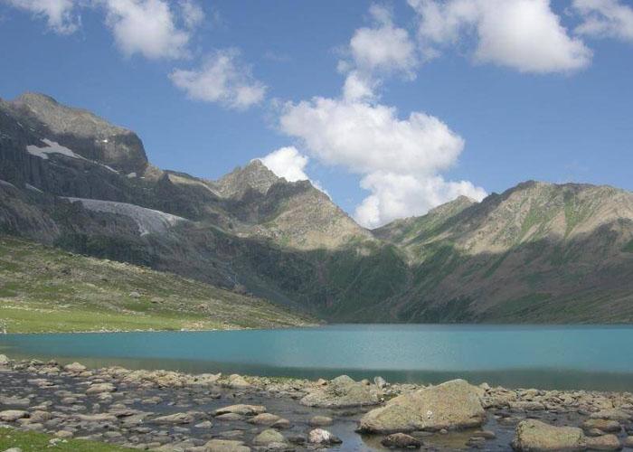 Kashmir Great Lakes Trek 10