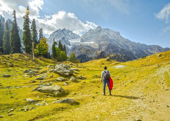 Kashmir Great Lakes Trek 2