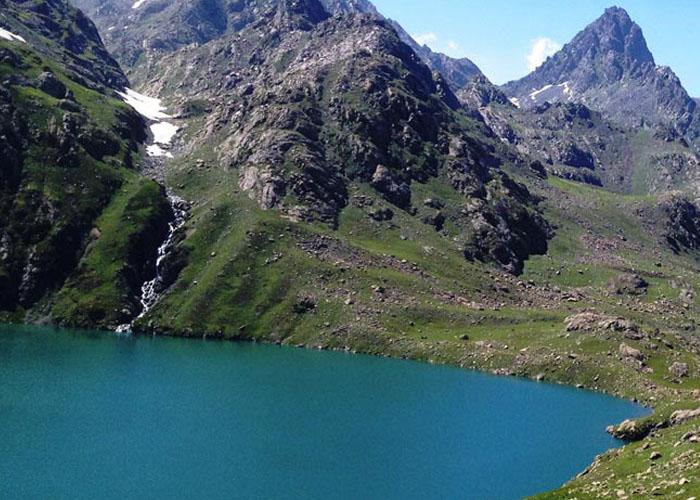 Kashmir Great Lakes Trek 3