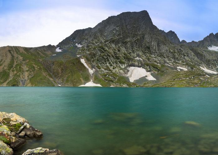 Kashmir Great Lakes Trek 4