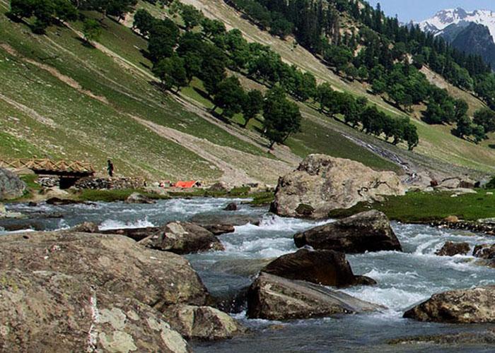 Kashmir Great Lakes Trek 6