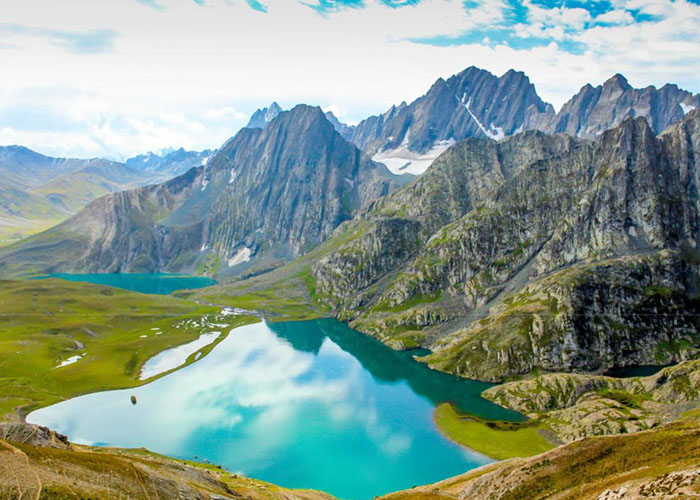 Kashmir Great Lakes Trek 7