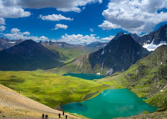 Kashmir Great Lakes Trek 8