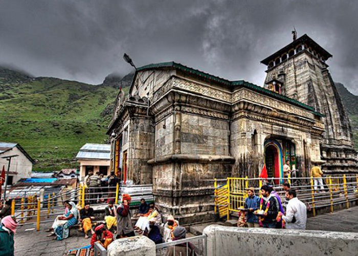 Kedarnath Yatra in Summers
